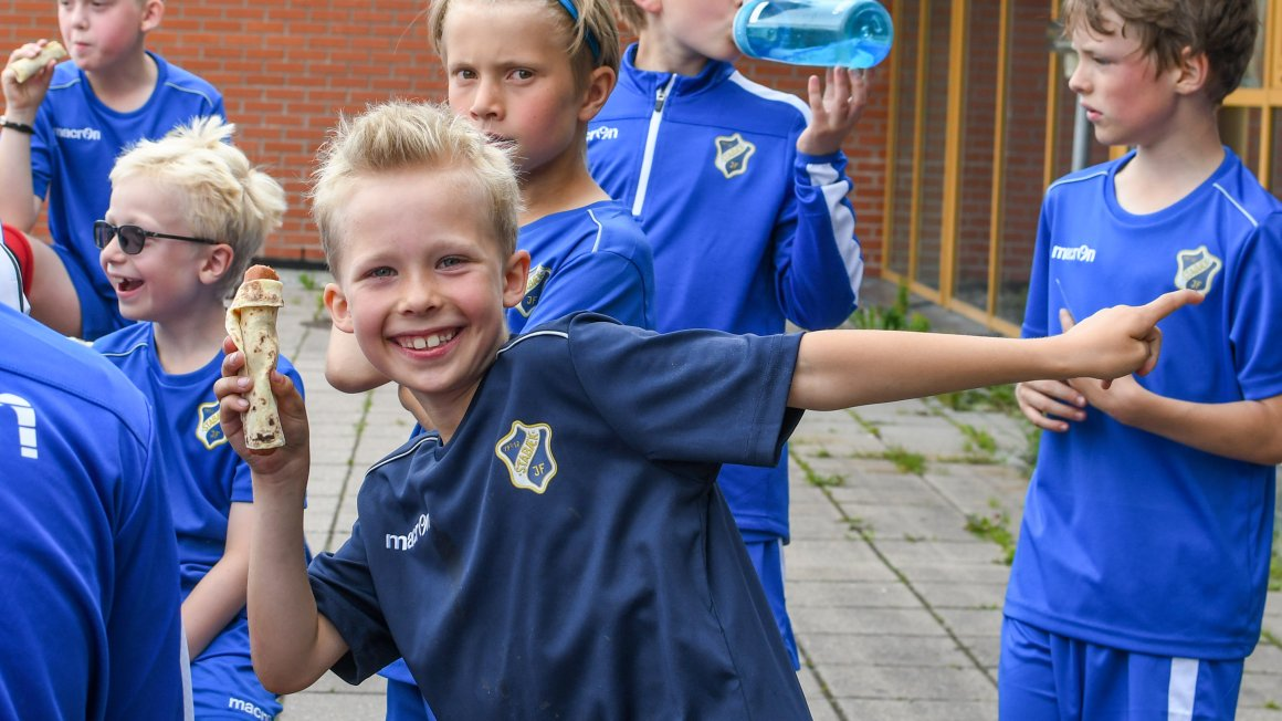 Velkommen til Stabæk Fotballskole