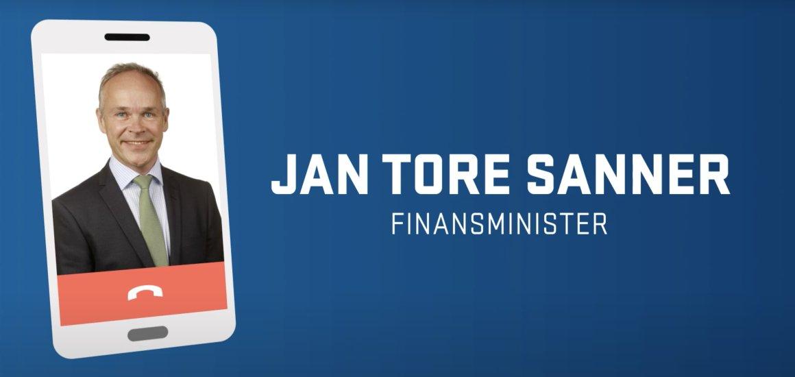 Finansminister Sanner: - Unngår å legge møter til Stabæk-kamper