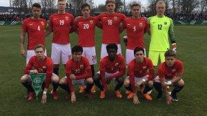 Ola Brynhildsen, Hugo Vetlesen og Tobias Børkeeiet spilte fra start i den høydramatiske kampen mot Skottland. Norge vant 5-4 etter scoring på overtid.