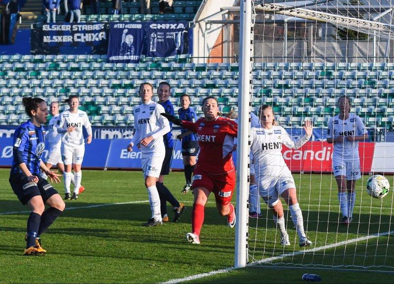 2017: Tr-Ørn på hjemmebane, endte med pene 5-2