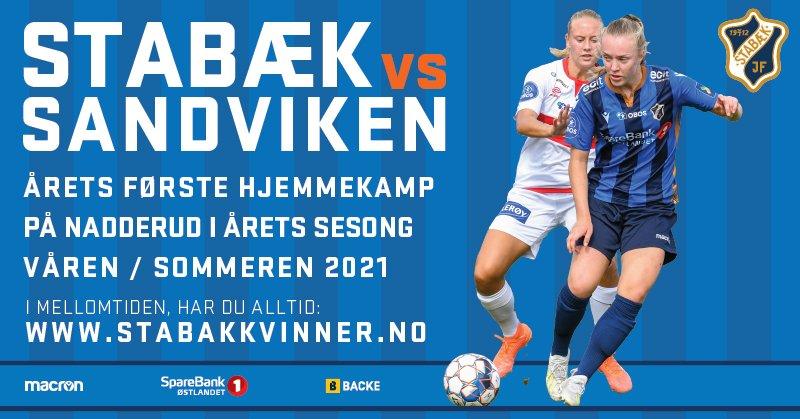 Første hjemmekamp i Toppserien 2021!