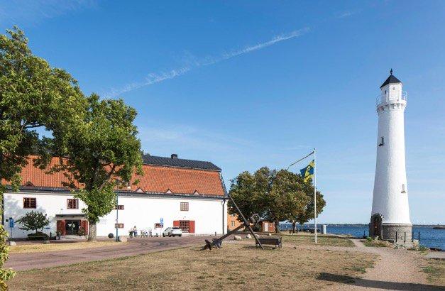 Stumholmen, Bastiongatan 18, Karlskrona (selveiertomt!)