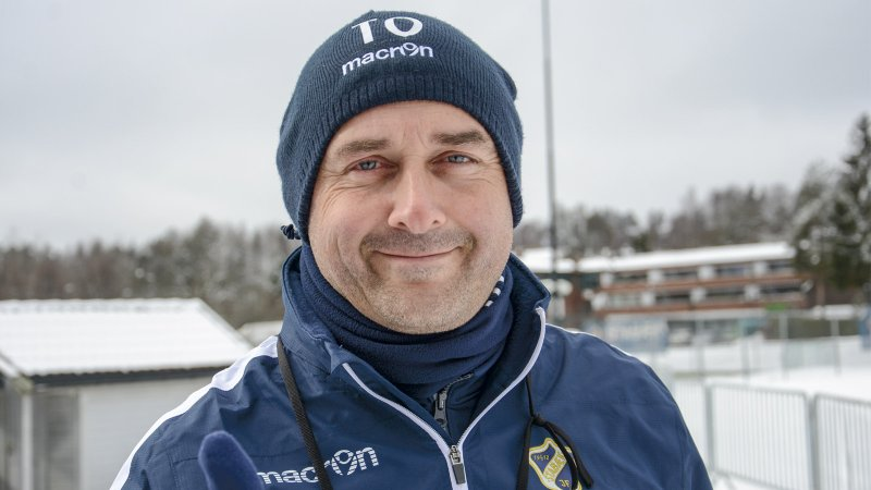 GLEDER SEG TIL SERIESTART: Se intervju med Toni Ordinas. Foto: Kristian Bjerke