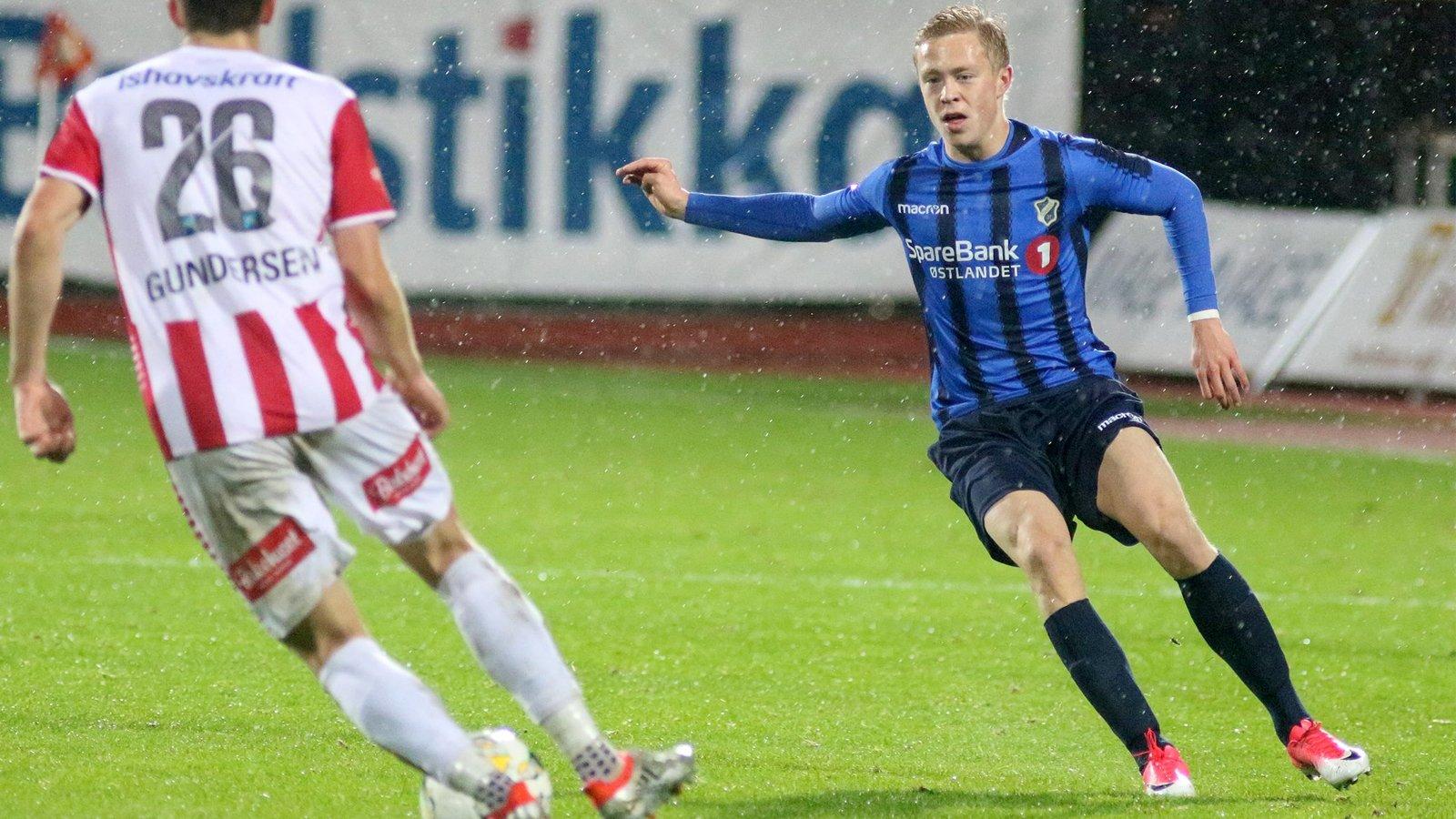 af812b02 Før kampen: Stabæk – Tromsø / Stabæk