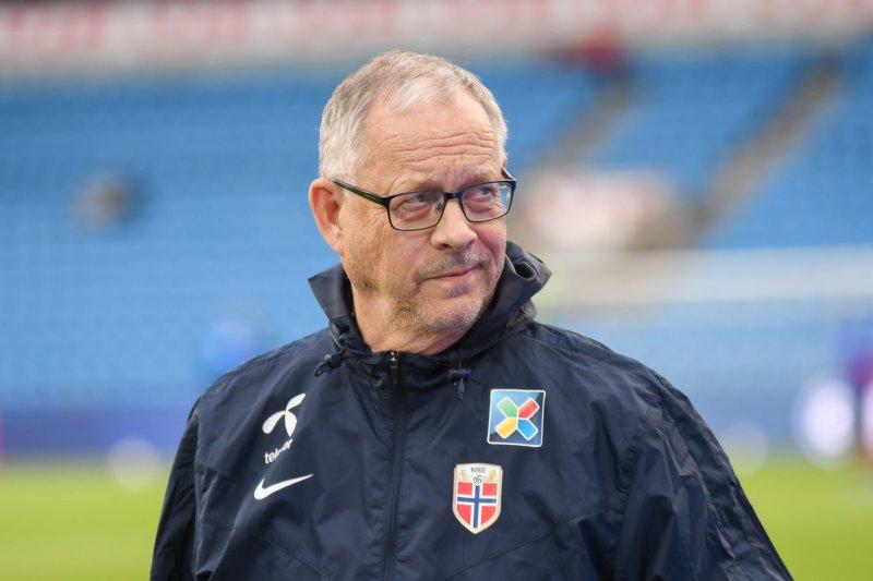 Landslagssjef Lars Lagerbäck. Foto: Kristian Bjerke