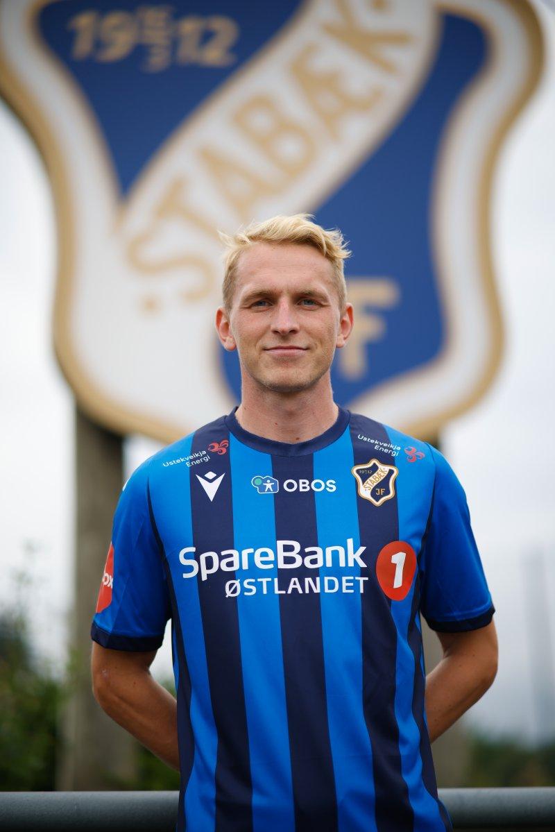 Martin Høyland er blaa!