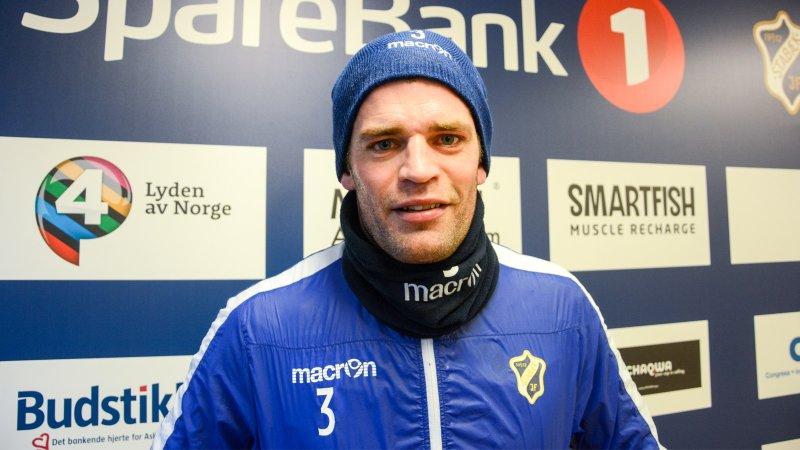 NY KONTRAKT: Morten Morisbak Skjønsberg blir med videre.