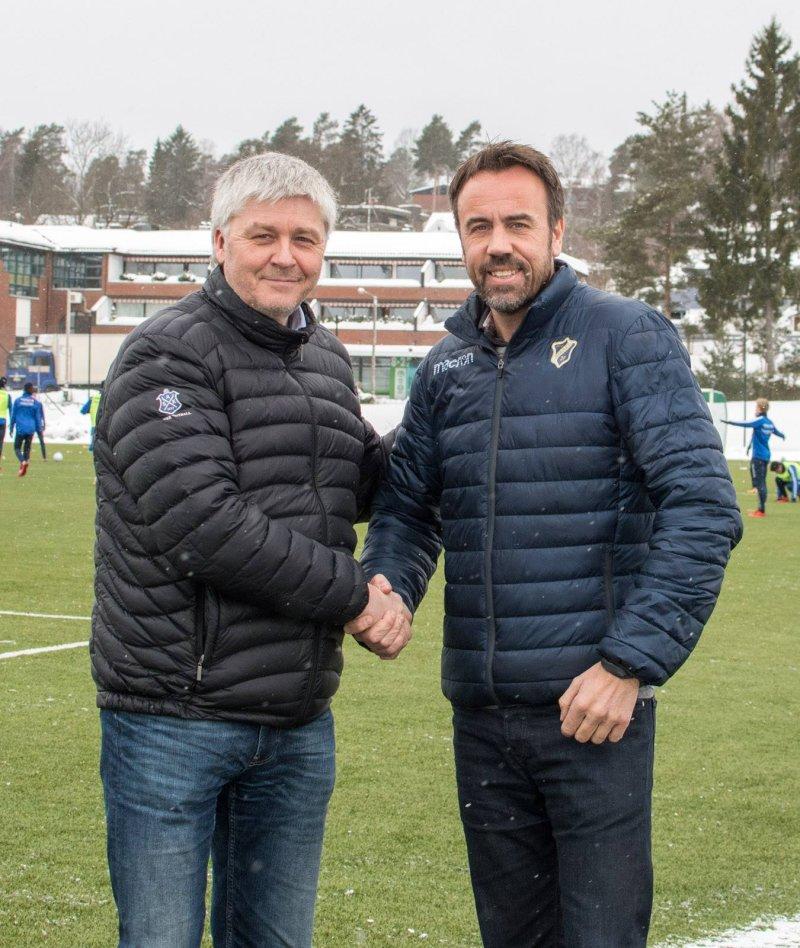 Stabæk og Asker jubler over samarbeidet.