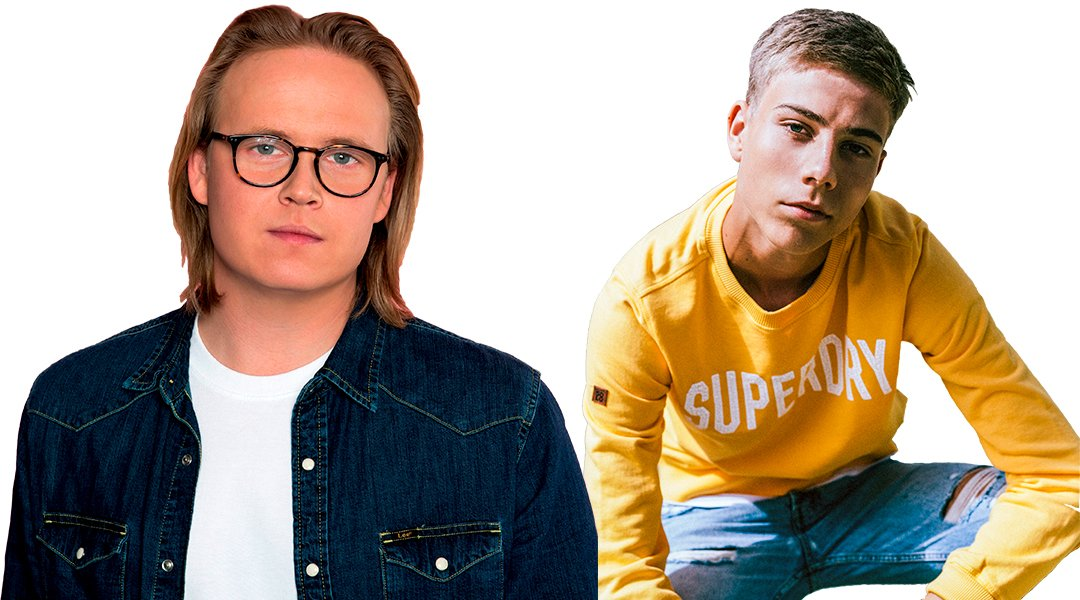 Vidar Villa og Henrik Høven